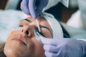 Beauty Salon – Lash Lifting